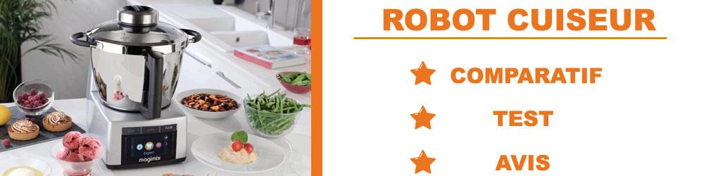 Quel est le meilleur robot cuiseur ? Notre comparatif