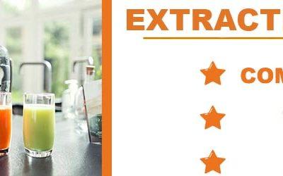 Quel est le meilleur extracteur de jus ? Notre comparatif