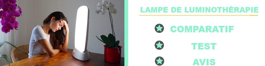 Quelle est la meilleure lampe luminothérapie ? Notre comparatif