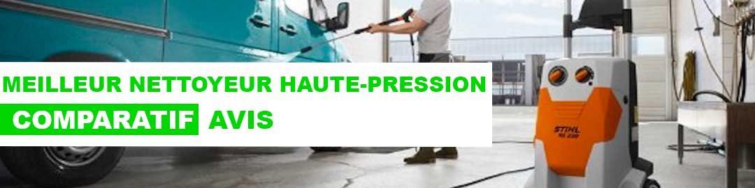 Quel est le meilleur nettoyeur haute-pression ? Notre comparatif
