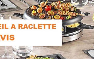 Quel est le meilleur appareil à raclette? Notre comparatif