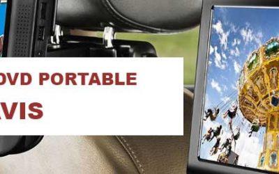 Quel est le meilleur lecteur DVD portable ? Notre comparatif