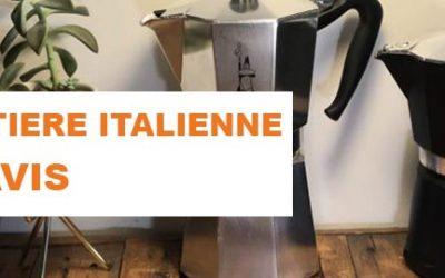 Quelle est la meilleure cafetière italienne ? Notre comparatif