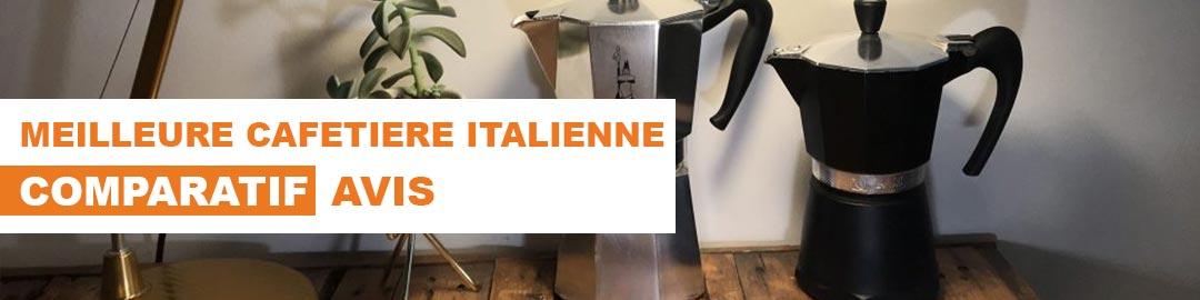 meilleure cafetière italienne