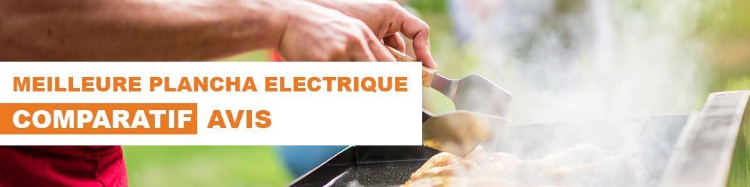 Quelle est la meilleure plancha électrique ? Notre comparatif